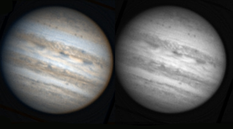 may 21st. Jupiter on May 21st, 2004.