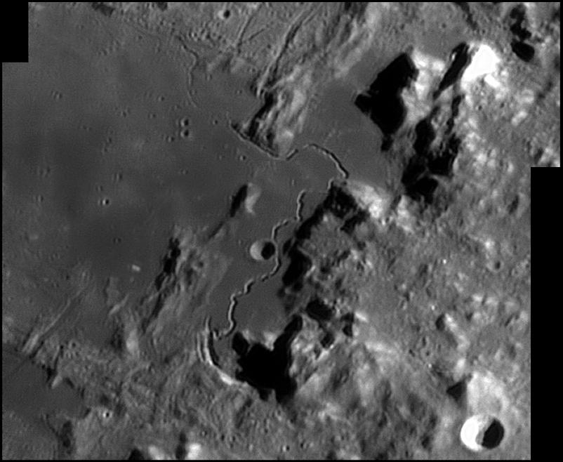 Vergrößerung eines fotos berechnen teleskop optik astronomie