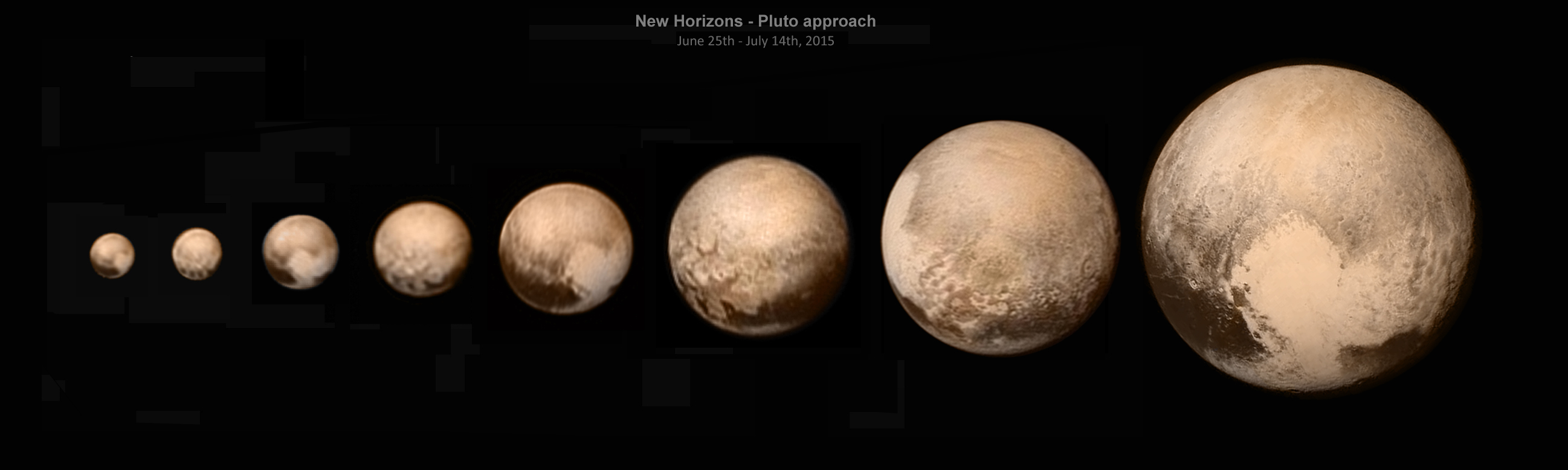 Kerberos Moon Of Plluto: Pluto's Moons Nix And Hydra Get Real / New Pluto Mountain