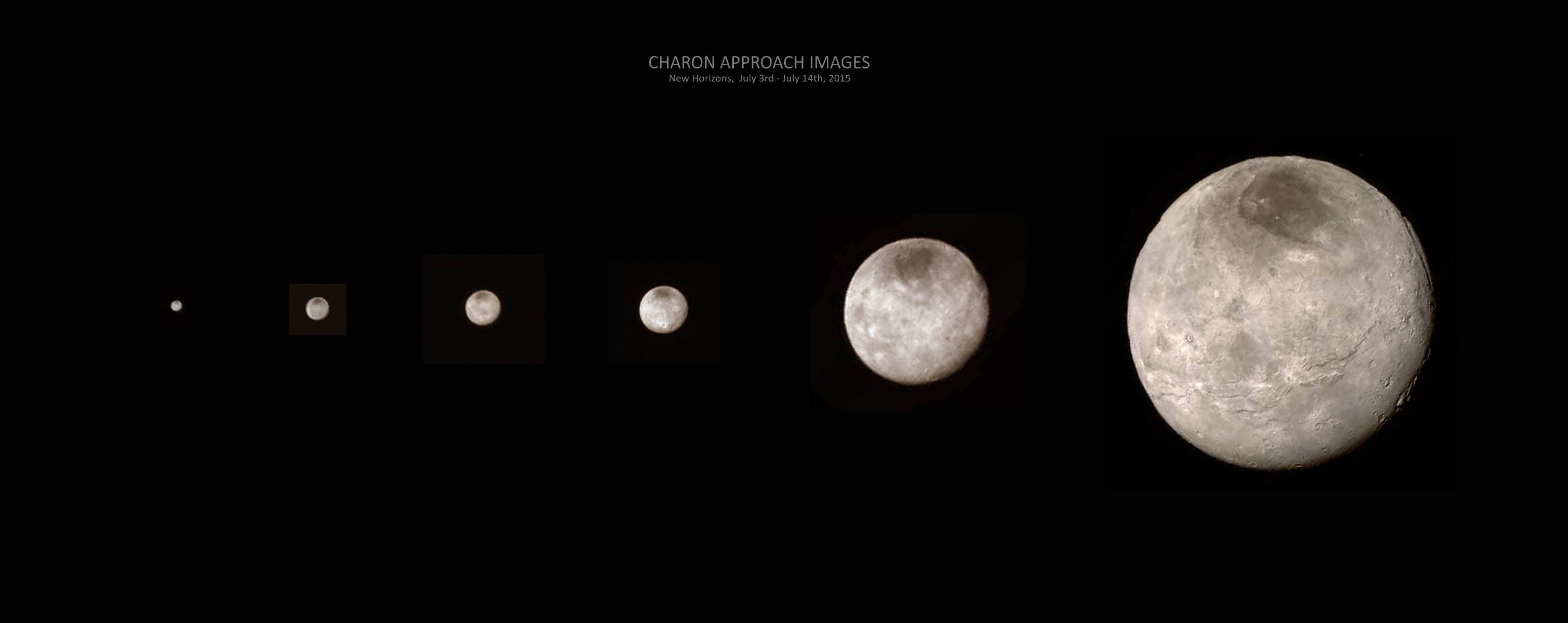 Pluto's Moons Nix and Hydra Get Real / New Pluto Mountain ...